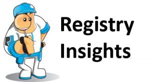 registry insights windows startup items