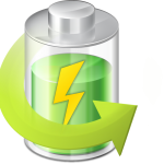 battery optimizer icon