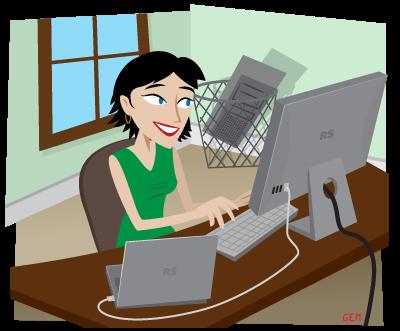 Using Laptop as Desktop Using Your Laptop as a Desktop