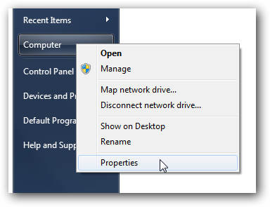 Enable Windows Remote Desktop Connection