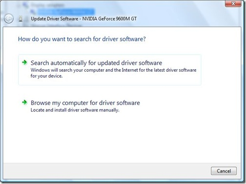 Reinstall Video Drivers in Windows 7