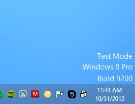 Windows Taskbar