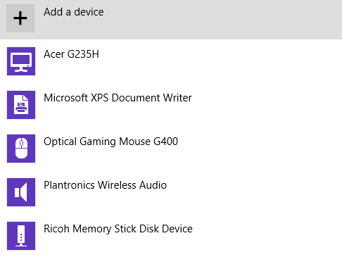 How do I Enable Bluetooth in Windows 8?