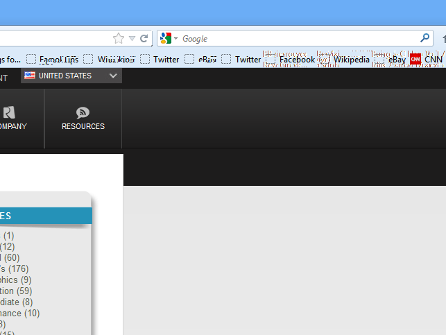 Is Firefox Having Graphics Problems?