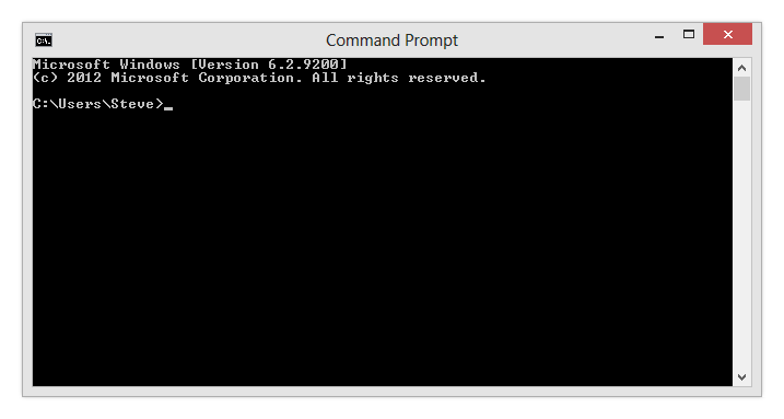 Ten Useful Command Prompt Instructions