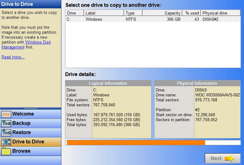 Harde Schijf Klonen Windows 7.Hoe Kan Ik Kopieren Of Klonen De Ene Harde Schijf Naar De