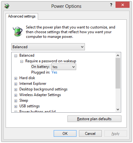 Top 5 Ways to Improve Battery Life in Windows 8