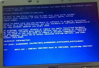 What does the WORKER_THREAD_RETURNED_AT_BAD_IRQL BSoD Error Mean?