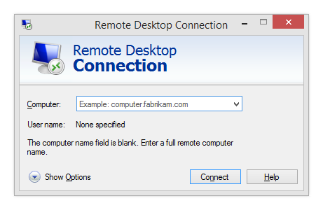 Switching from Mac to PC – Accessing a PC remotely