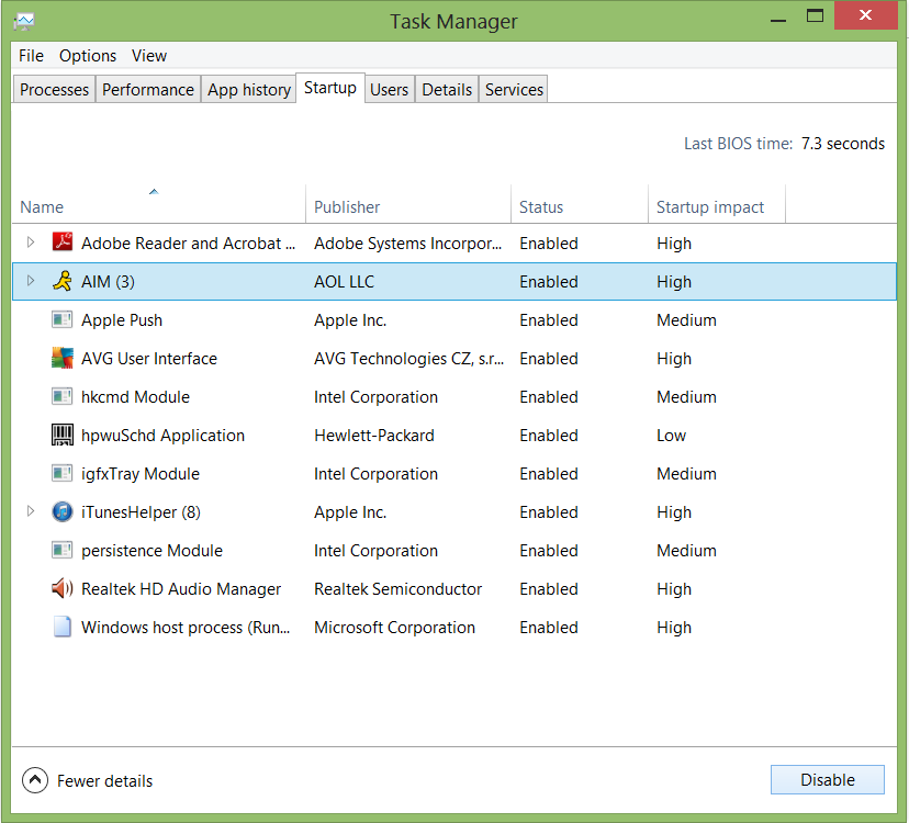 Manage and Free Up RAM in Windows