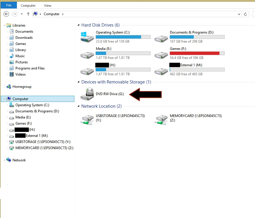 Fixing external hard drive detection issues in Windows