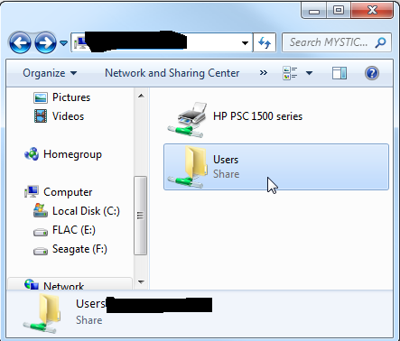 how to add a windows 7 computer to a network