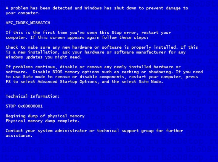сферам деятельности неустранимая аппаратная ошибка устройства страницу пользователя, чтобы