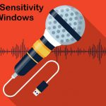 fix mic sensitivity