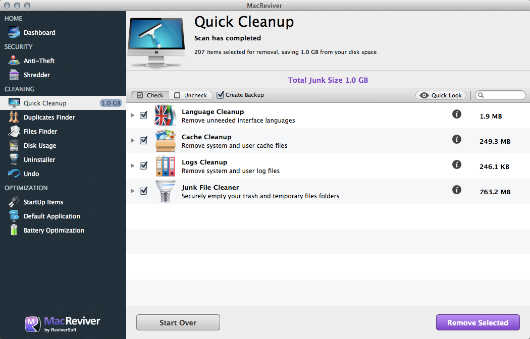 how to clean your mac of unnecessary files