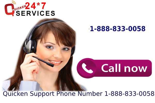What is genuine quicken support phone number | ReviverSoft